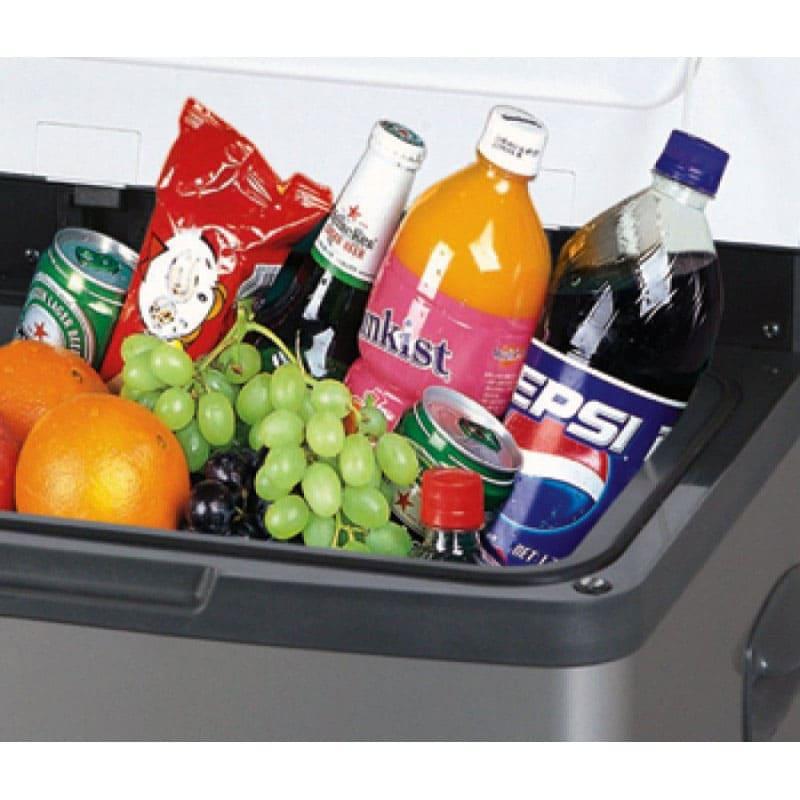 Автохолодильник в аренду 45 л indel, режим от +5...-18C, питание 12/24, 110/ 220 В, компрессорный