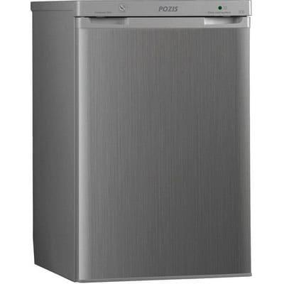 Барный холодильник в аренду Pozis 100 л, объем холодильной камеры 85 л, морозильное отделение 15 л, цвет металлик