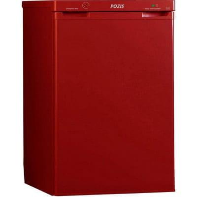 Барный холодильник в аренду 100 л Pozis, объем холодильной камеры 85 л, морозильное отделение 15 л, цвет рубиновый