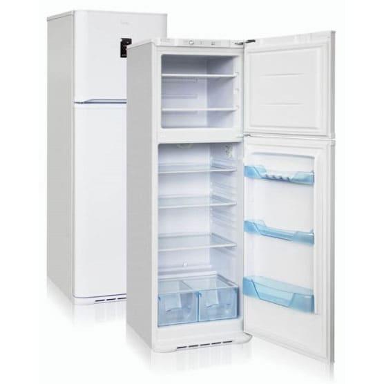 Аренда холодильника 139D Бирюса, бытовой, морозильное и холодильное отделение, электронное управление