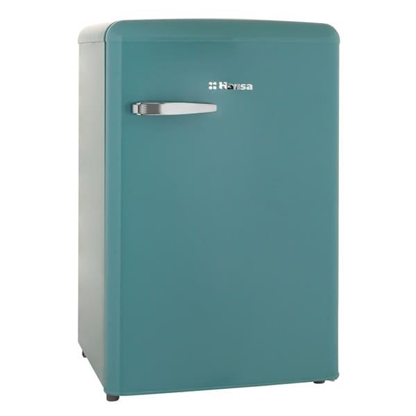 Барный холодильник в аренду Retro 108 л, холодильная камера 93 л, морозильное отделение 13 л, бирюзовый цвет